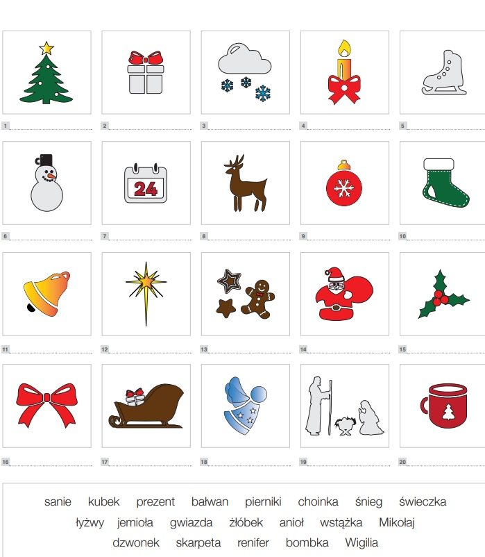 święta Bożego Narodzenia вконтакте