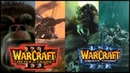 Все ролики Warcraft 3 Reigh of Chaos The Frozen Throne (На Русский)