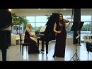 P.Tchaikovsky - The flower waltz-Duet Aurores-Piano- Natalia Anufrieva-Violin- Anna Sudareva