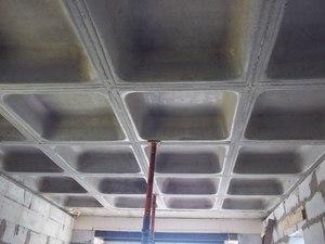 Плиты перекрытия: толщина, габаритные размеры и характеристики