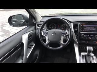 Mitsubishi Pajero Sport 2018 Тест Драйв - Тут Тойота не проедет