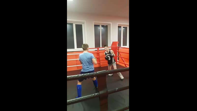 Михаил Косарев vs Матвей Саулев 2й раунд