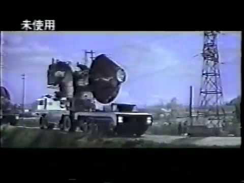 Toho Unused Effects (1986) - Blooper Reel