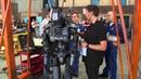 Chappie Behind The Scenes Footage - Hugh Jackman, Sigourney Weaver, Sharlto Copley, Dev Patel