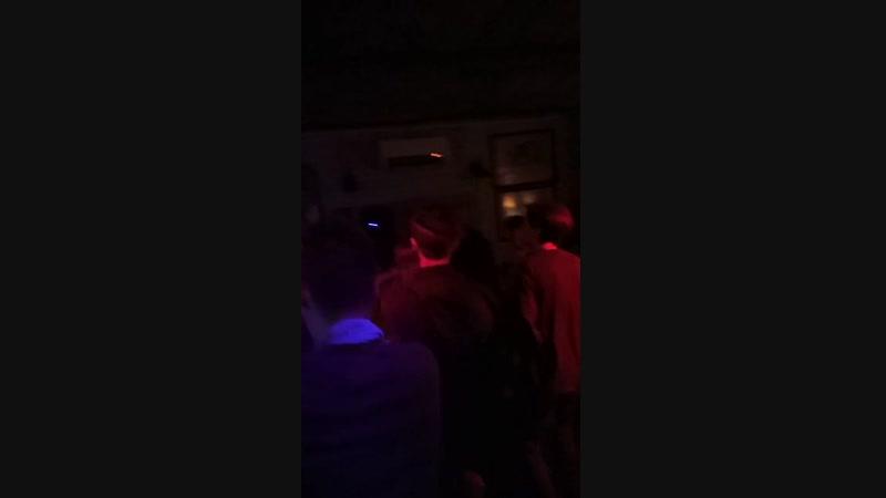 Blind seagull live at Киберда 16 02 2019 fragment 2