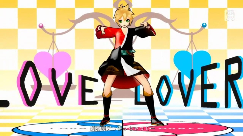 Project Diva F 2nd Two Faced Lovers Kagamine Len Cover HD
