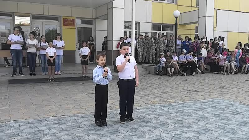 Наумов Георгии и Попов Геннадий
