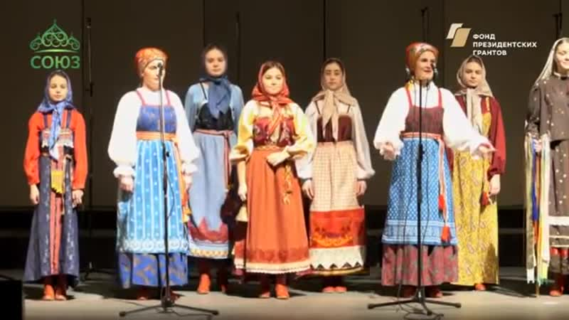 Концерт «Песнопения христианского мира», г. Пермь