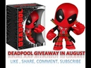 BAM! Geek / Nerd Box July 2018 Unboxing And Deadpool Giveaway