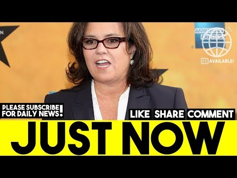 ROSIE O'DONNELL BUSTED ON MULTIPLE FELONIES – FACING PRISON