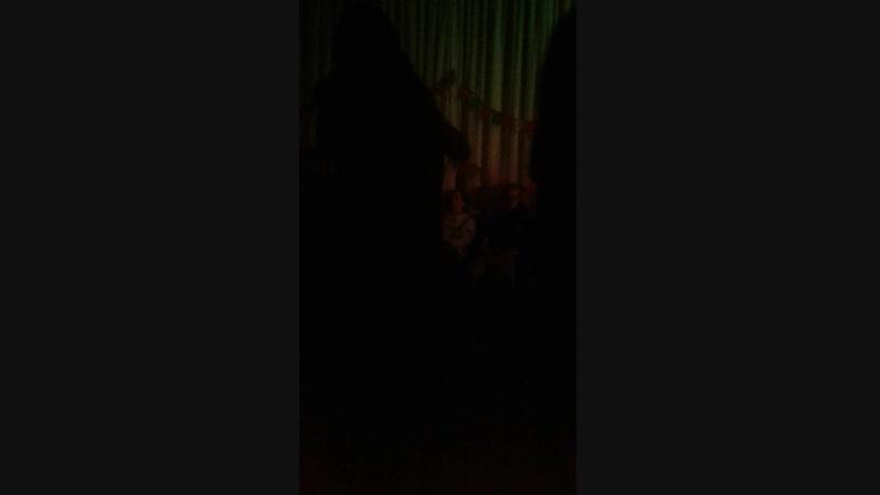 белый танец Лиза и Артём, Катя и Ваня