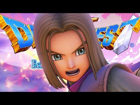 Dragon Quest 11 (XI) | Gameplay Walkthrough Part 1 - JRPG ADVENTURE, START! (PS4 Pro)