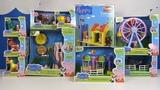 Строим из Lego Duplo, Peppa Pig Toys Luna Park Unboxing #1