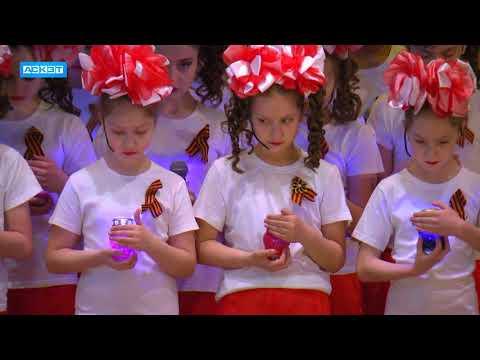 Отчетный концерт коллективов Алчевского центра культуры и народного творчества