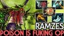 Ramzes [Venomancer] Poison Damage is Fuking OP 7.17 Dota 2