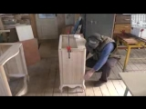 Комод с выгнутым фасадом Chest of drawers with curved facade_low.mp4