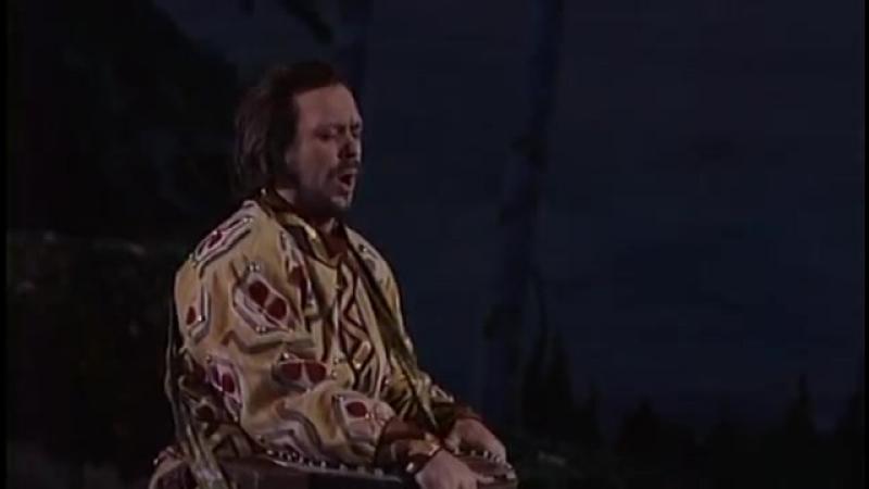 Ой, ты тёмная дубравушка. Н.А.Римский Корсаков.
