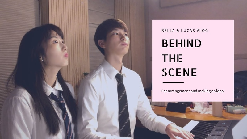 🎬(ENG) 피아노 유튜버의 편곡, 영상촬영 과정은? | 벨라앤루카스 Vlog
