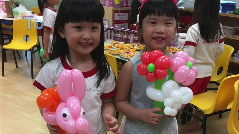The Balloon Thing | Singapore's leading balloon company