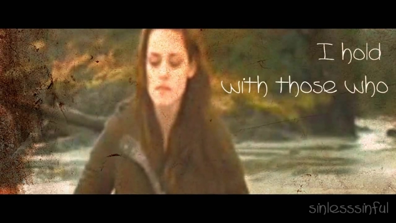 Bella Edward – Fire and Ice
