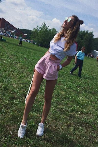 Марина Щукина