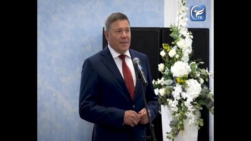 Глава региона Олег Кувшинников поздравил металлургов Вологодчины с профессиональным праздником