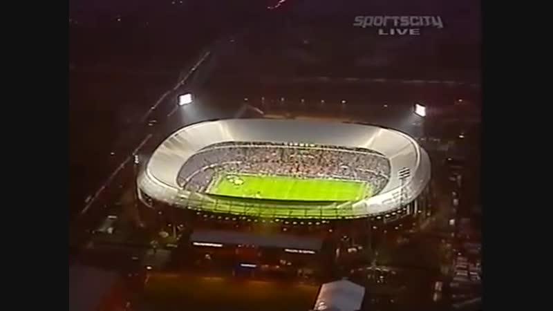 Франция vs Италия! Финал чемпионата Европы по футболу 2000 года.