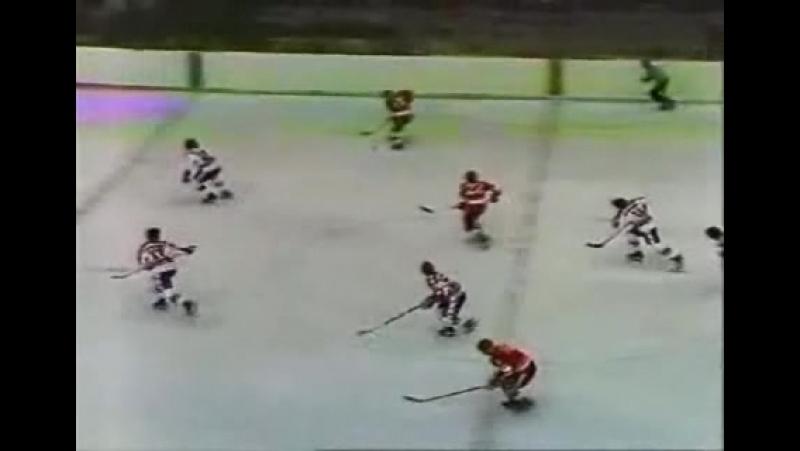СССР - Канада (Суперсерия 1974 год) Игра 6 (Период 1)