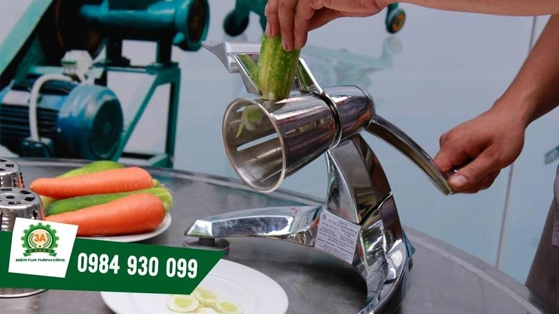 Dụng cụ cắt lát rau củ quả || Thiết bị nhà bếp tiện dụng 3A