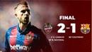 Resumen de Levante vs Barcelona (2-1) - Goals Highlights (10/01/2019)