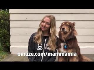 2018: Аманда и Финн приглашают на премьеру фильма «Мамма Миа: Это снова мы» в Лондоне