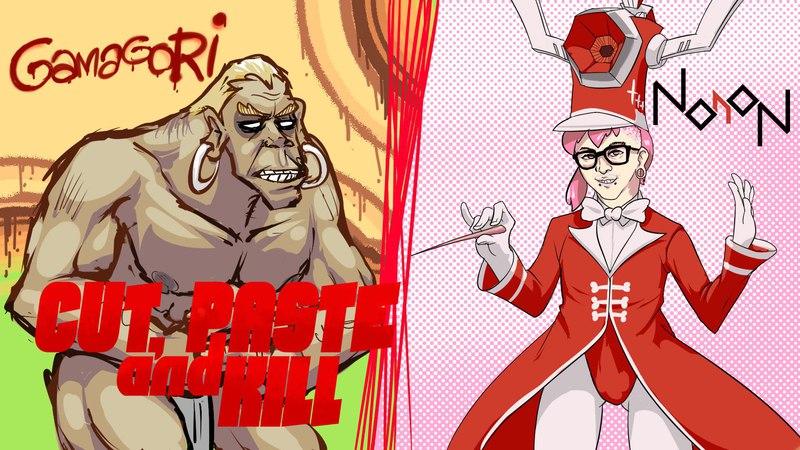 Gorill la Skrill - Gorillaz vs. Hiroyuki Sawano vs. Skrillex