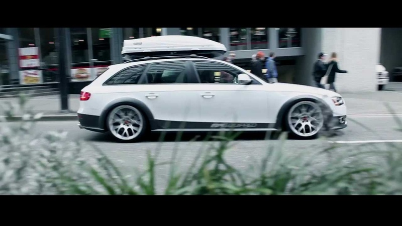 Audi TV Commercial - Freedom