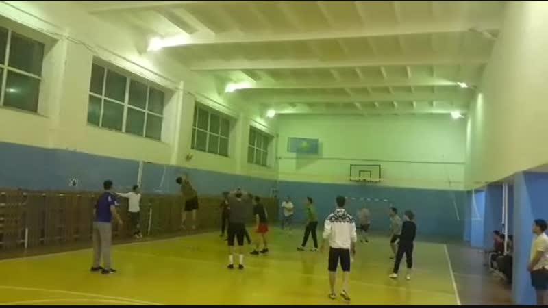 Вечерний волейбол 4