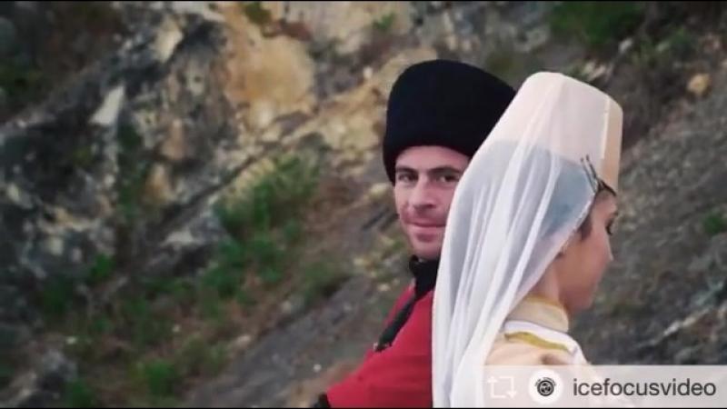 Ансамбль Кавказ им.Кандида Тарба❤