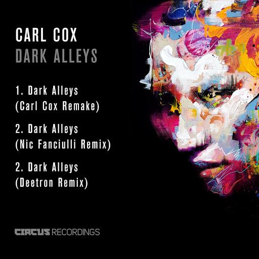 Carl Cox альбом Dark Alleys