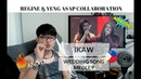 REACTION MALINIS! REGINE V. ALCASID YENG CONSTANTINO - IKAW Wedding Song Mash Up JANGReacts