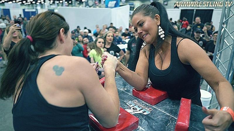 UAL 17 ARM WRESTLING CHAMPIONSHIP WOMEN CLASSES