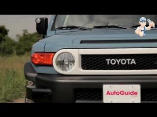 Toyota FJ Cruiser САМЫЙ ЧЕСТНЫЙ И НАДЕЖНЫЙ ВНЕДОРОЖНИК