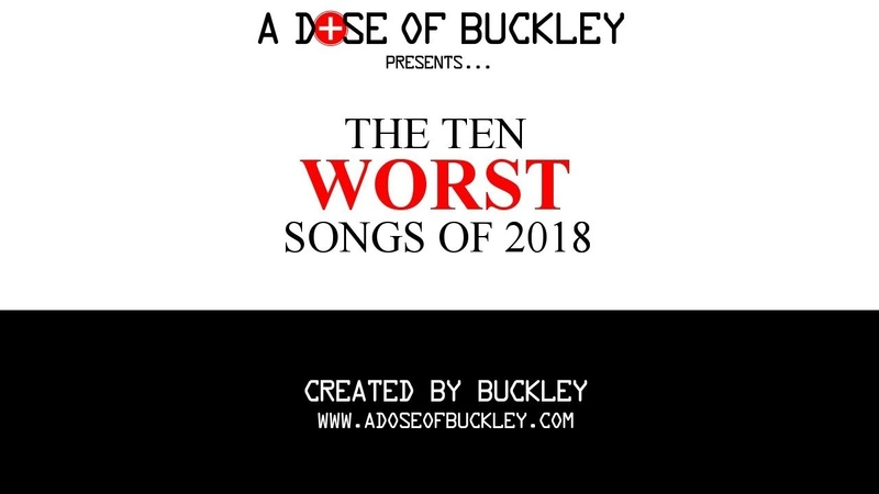 The Ten Worst Songs of 2018