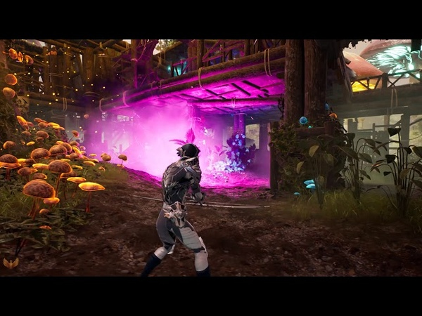 Alpha One - First Look at Action Combat