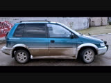 Проект Mitsubishi RVR 1995