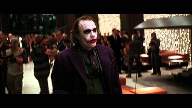 Joker Crashes The Party 1080p