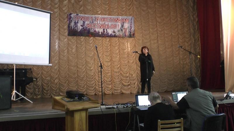 Копылова Елена Константиновна, препаратор лаборатории ОСП Городская поликлиника, песня Жить и любить Сейтумеров Эльвис Ибра