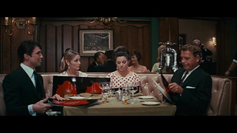 Долина Кукол (1967) Аудиокомментарии
