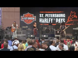 Shine As A Star (St. Petersburg Harley Days 2018)