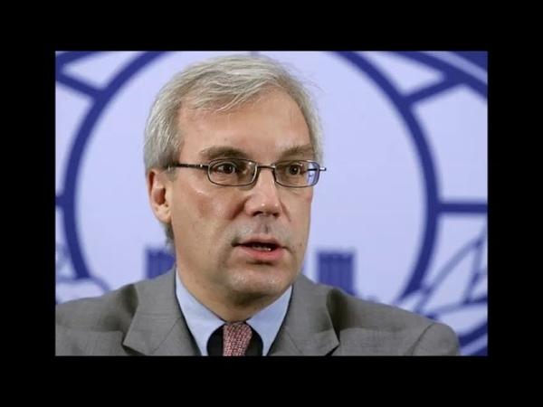 Námestník ministra zahraničia Ruska o americkej základni v Poľsku