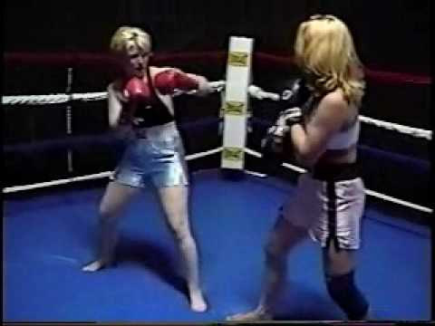 Krissy Vs Sally Boxing From Rinmaster Girls