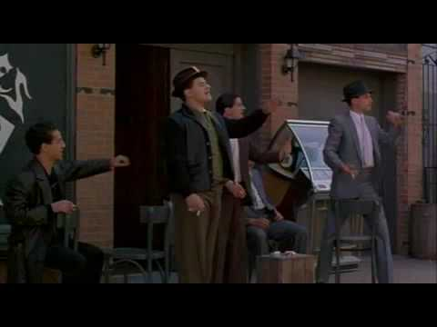 Scene from A bronx tale- The Mario Test