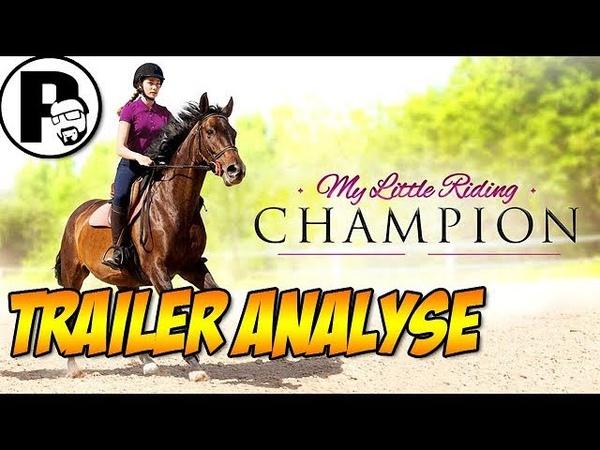 My Little Riding Champion | Trailer Analyse | Let's Play [DEUTSCH]